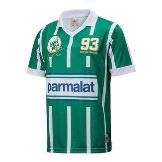 Camisa Retrô Gol Zinho Ex-Palmeiras Réplica 93 Masculina