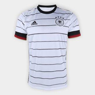 Camisa Seleção Alemanha Home 19/20 Torcedor s/nº Adidas Masculina