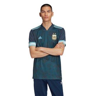 Camisa Seleção Argentina Away 20/21 s/n° Torcedor Adidas Masculina