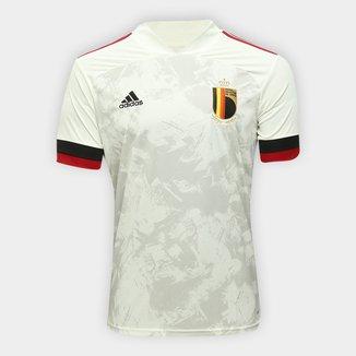 Camisa Seleção Bélgica Away 20/21 s/n° Torcedor Adidas Masculina