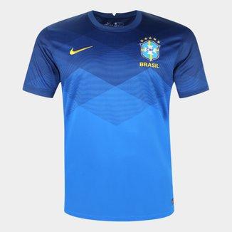 Camisa Seleção Brasil II 20/21 s/n° Torcedor Nike Masculina
