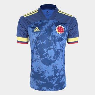 Camisa Seleção Colômbia Away 20/21 s/n° Adidas Masculina