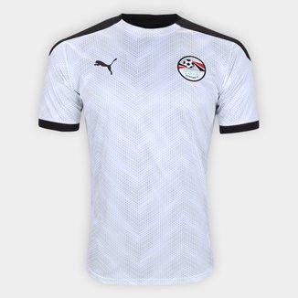 Camisa Seleção Egito Pré-Jogo 20/21 Puma Masculina