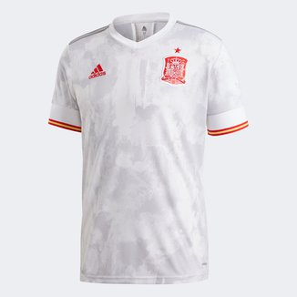 Camisa Seleção Espanha Away 20/21 s/n° Torcedor Adidas Masculina
