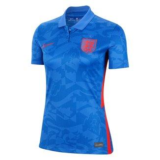 Camisa Selecão Inglaterra Away 20/21 Torcedor Nike Feminina