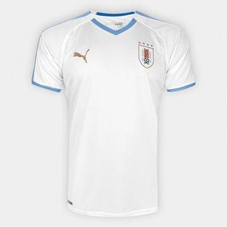 Camisa Seleção Uruguai Away 2019 Torcedor Puma Masculina