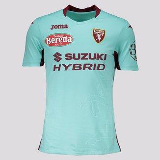 Camisa Torino Away 20/21 s/n° Torcedor Joma Masculina