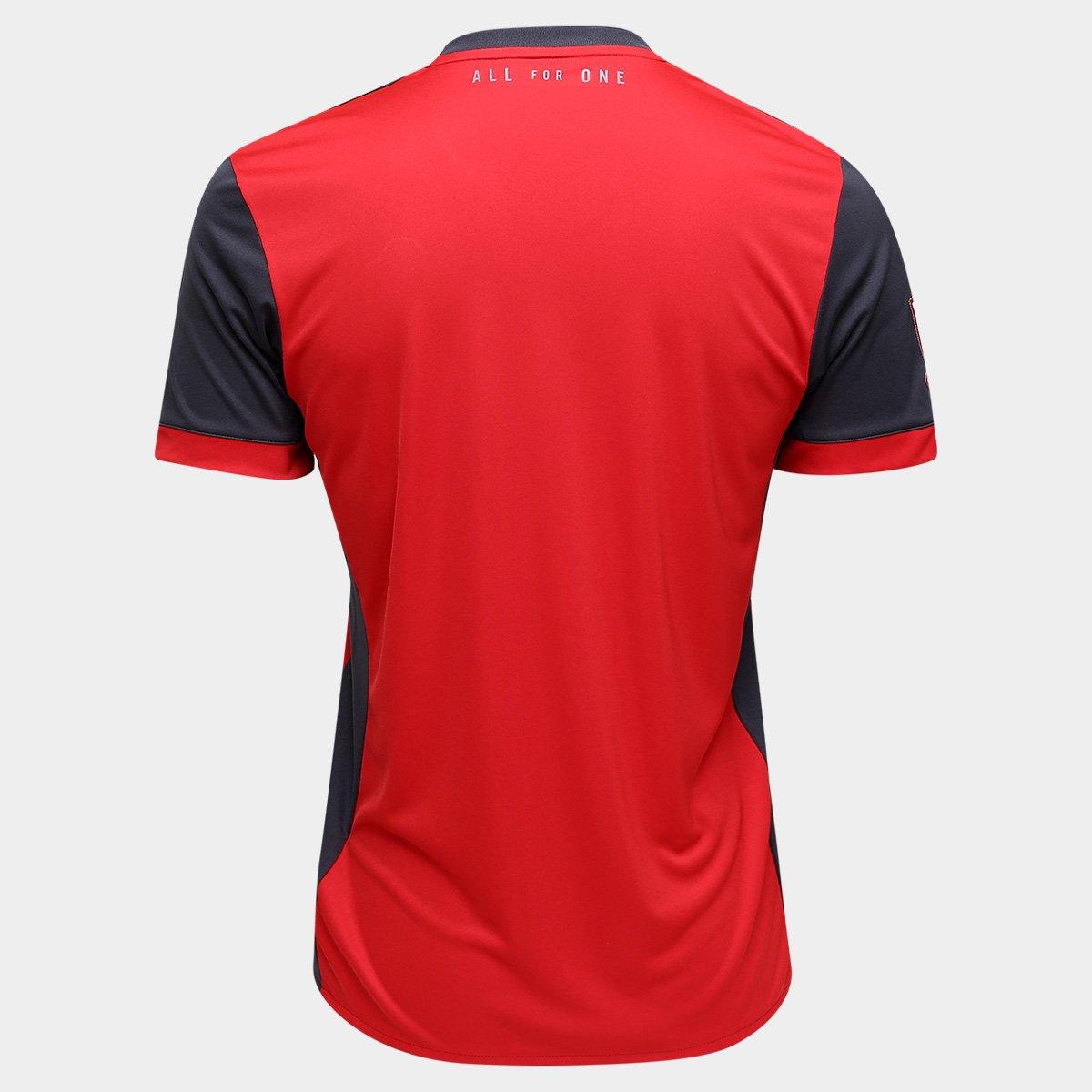 ... Camisa Toronto MLS Home 17 18 s nº Torcedor Adidas Masculina ... b52b65bfc26c7