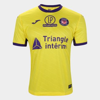 Camisa Toulouse Away 20/21 s/n° Torcedor Joma Masculina