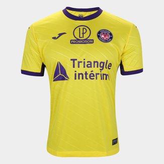 Camisa Toulouse Away 20/21 s/n° Torcedor Joma Masculina
