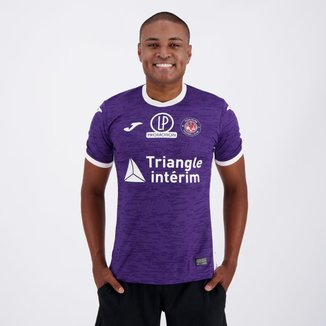 Camisa Toulouse Home 20/21 s/n° Torcedor Joma Masculina