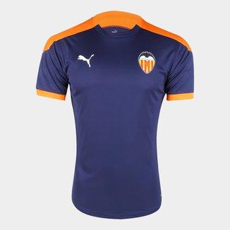 Camisa Valencia Treino 20/21 Puma Masculina