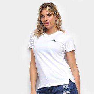 Camiseta Adidas 3 Stripes Feminina
