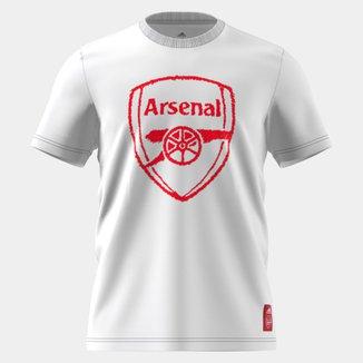 Camiseta Adidas Arsenal Gráfica Masculina