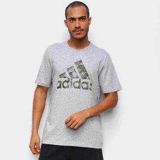 Camiseta Adidas Camuflada Masculina