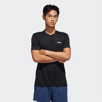 Camiseta Adidas D2M Ar Plain Masculina