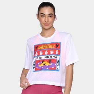 Camiseta Adidas Egle Feminina