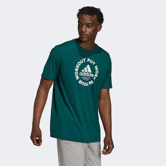 Camiseta Adidas Workout Masculina