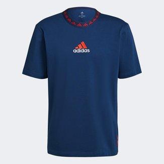 Camiseta Arsenal Icon 21/22 Adidas Masculina