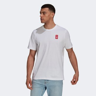Camiseta Bayern de Munique Adidas Street Masculina