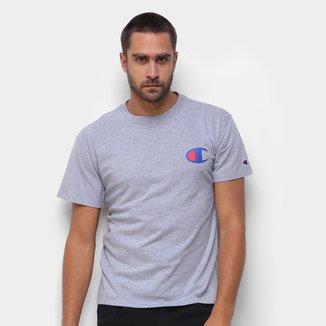 Camiseta Champion Mini Logo Masculina