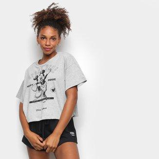 Camiseta Colcci Sport Style Mickey Feminina