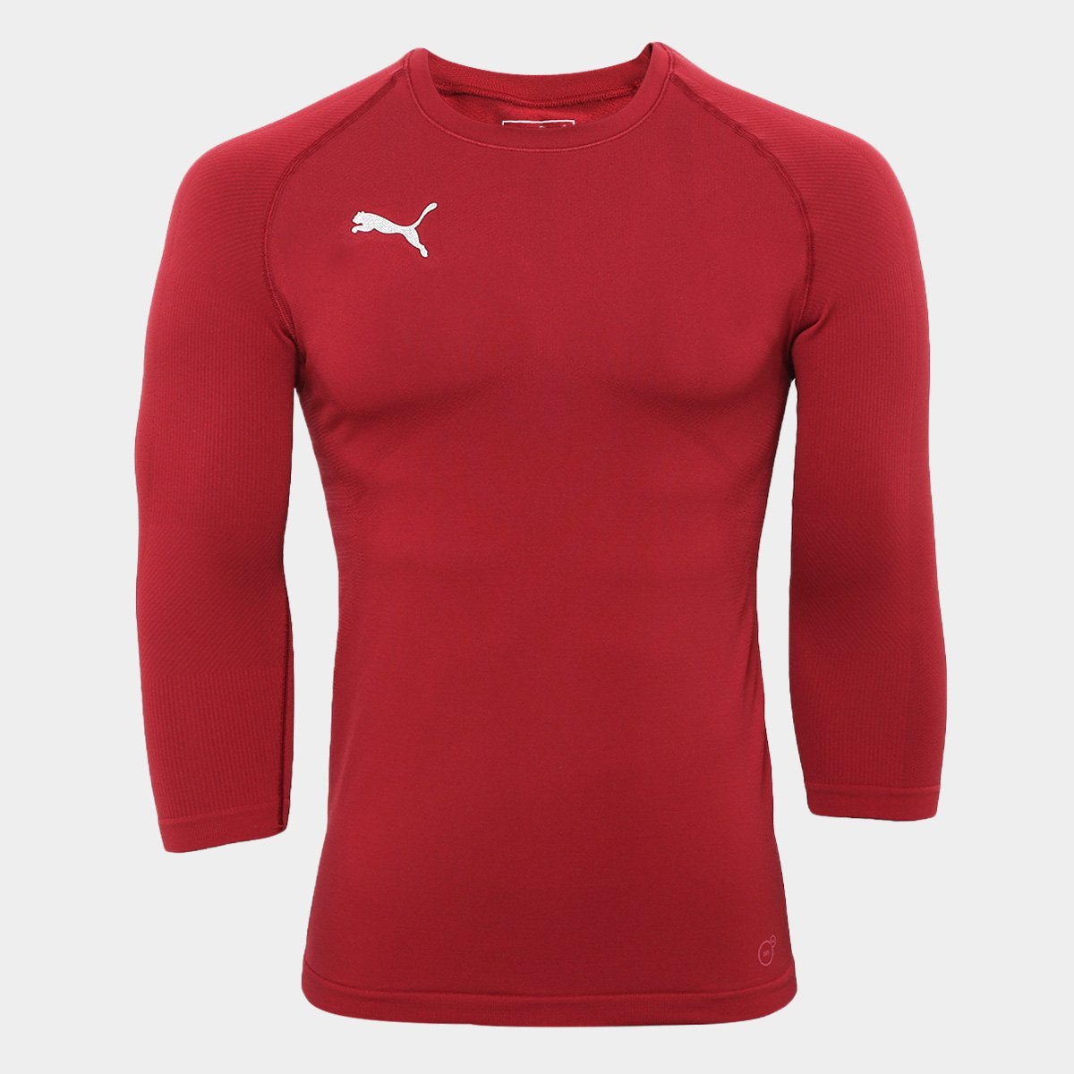 Camiseta Compressão Puma Manga Longa Futebol Next Masculina ... a028d2f9a6427