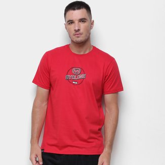 Camiseta Cyclone Chang Silk Masculina