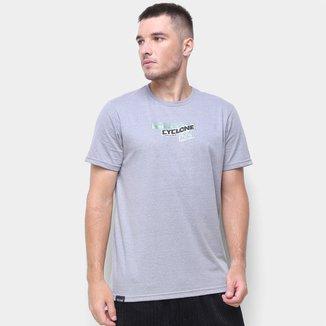 Camiseta Cyclone Córsega Metal Masculina