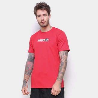 Camiseta Cyclone Hexagon Metal Masculina