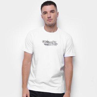 Camiseta Cyclone Names Metal Masculina