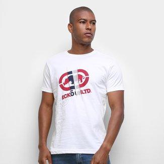 Camiseta Ecko 3D Mixed Masculina
