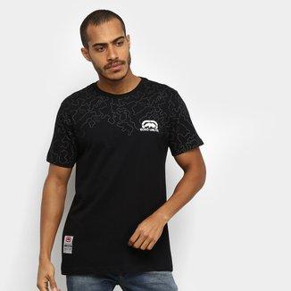 Camiseta Ecko Básica Estampada E908A Masculina