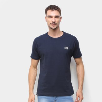 Camiseta Ecko Fashion Lisa Masculina