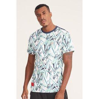 Camiseta Ecko Lines Logos Masculina
