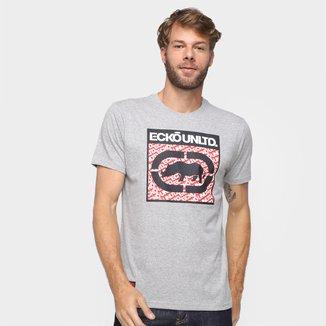 Camiseta Ecko Logo Box Masculina