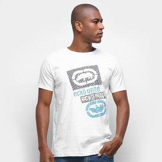 Camiseta Ecko Logo Masculina