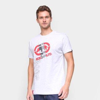 Camiseta Ecko Rhino Duo Color Masculina