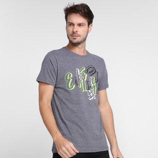 Camiseta Ecko Signature Neon Masculina