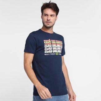 Camiseta Ecko Unlimited Masculina