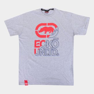 Camiseta Ecko Urban Plus Size Masculina