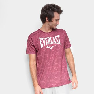Camiseta Everlast Estampada Masculina