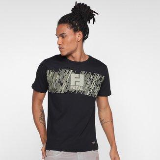 Camiseta Fatal Logo Masculina