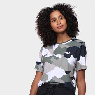Camiseta Fila Aqua Trek Feminina