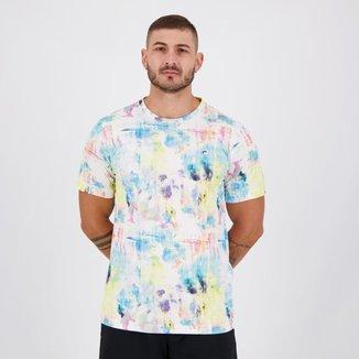 Camiseta Fila Aztec Box Colors Masculina