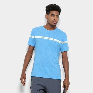 Camiseta Fila Stripe Masculina
