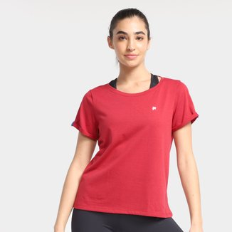 Camiseta Fila Trendy Feminina