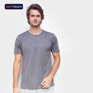 Camiseta Gonew Detalhe Costura Masculina