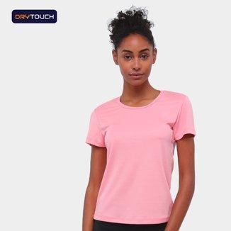 Camiseta Gonew Dry Touch Básica Fast Feminina