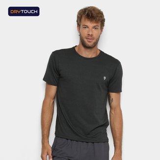 Camiseta Gonew Dry Touch Melange Workout Masculina